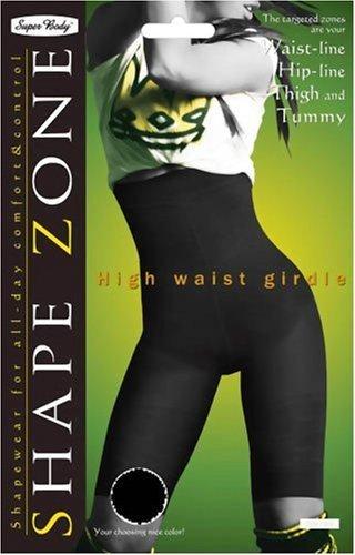 Shape Zone High Waist Girdle Hip Size L-XL 92-105CM