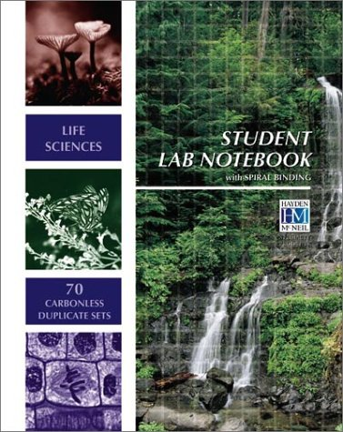 Life Sciences Student Lab Notebook: 70 Carbonless Duplicate Sets (Gem Notebook compare prices)