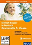 Einfach besser in Deutsch: Grammatik...