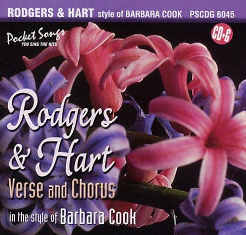 Sing The Songs of Rodgers & Hart: Verse & Chorus (style of Barbara Cook) (Karaoke)
