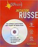 echange, troc Oleg Kobtzeff - Russe : Initiation (2 livres + 1 CD audio)