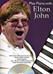Play Piano With... Elton John. Partit...