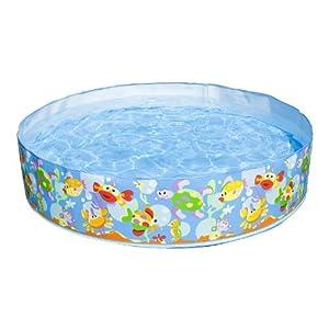 Intex 56452np snap set pool ocean play f r 19 40 euro sparfilou - Pool zum aufpumpen ...