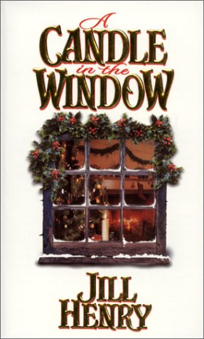 Image for A Candle in the Window (Zebra Historical Romance)