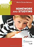 img - for Homework and Studying (French Edition) book / textbook / text book