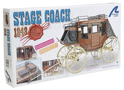 Latina 20340 Stage Coach 1848 (Stagecoach Model compare prices)