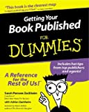 img - for Getting Your Book Published for Dummies   [GETTING YOUR BK PUBLISHED FOR] [Paperback] book / textbook / text book