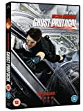 Mission Impossible: Ghost Protocol (DVD + Digital Copy)