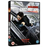 Mission Impossible: Ghost Protocol (DVD + Digital Copy)by Tom Cruise