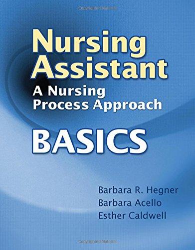 Nursing Assistant: A Nursing Process Approach - Basics front-993133