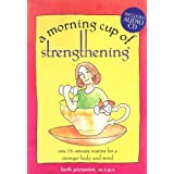 A Morning Cup of Strengthening [Spiral-bound]