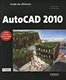 Guide rfrence AutoCAD 2010