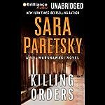 Killing Orders: V. I. Warshawski #3 | Sara Paretsky