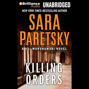 Killing Orders Audiobook