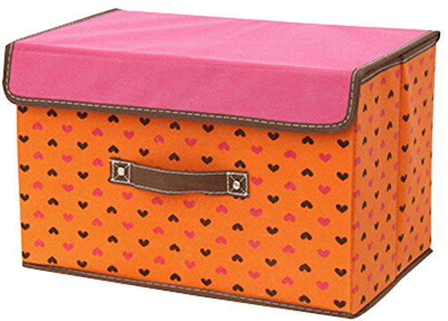 Boîte de rangement Boîte à gants Box In Box-princess vague point d'Orange