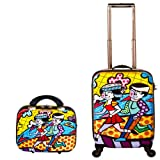 Heys Britto Spring Love Beauty Case and 22