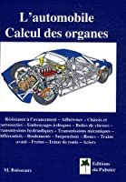 L'automobile : Calcul des organes