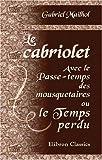 echange, troc Gabriel Mailhol - Le cabriolet