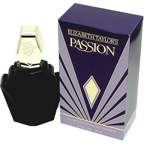 passion by elizabeth taylor for women eau de toilette spray 2 5 ounce women perfume. Black Bedroom Furniture Sets. Home Design Ideas