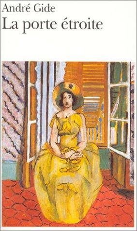 La porte étroite  - André Gide