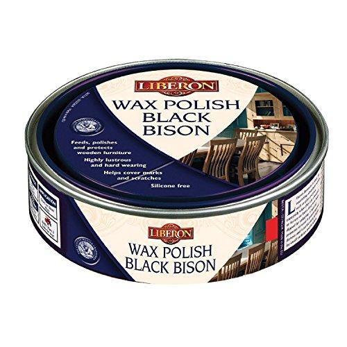 Liberon Bison Paste Wax Neutral 150ml (Liberon Steel Wool 0000 compare prices)