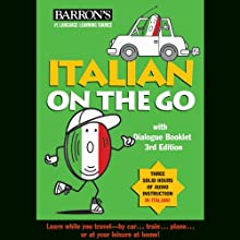 Italian on the Go (       UNABRIDGED) by Marcel Danesi