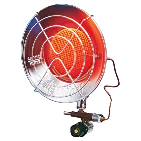 Mr. Heater 14,000 BTU Propane Tank-Top Radiant Heater