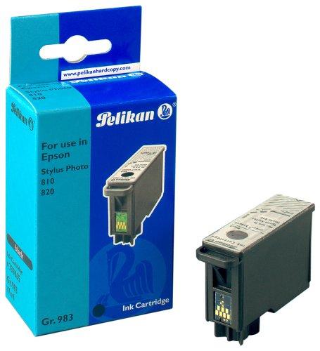 Pelikan E22 - Réservoir d'encre ( remplace Epson T026 ) - 1 x noir - 540 pages