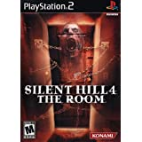 Silent Hill 4:  The Room - PlayStation 2 ~ Konami