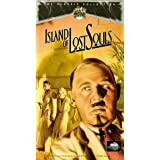 Island of Lost Souls [VHS] ~ Charles Laughton