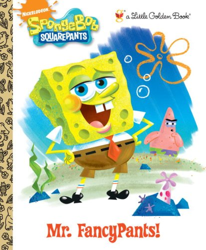 Image for Mr. FancyPants! (Little Golden Book)