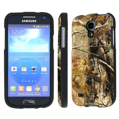NakedShield Verizon Samsung Galaxy S4 Mini (Hunter Camouflage) Total Hard Armor Art Phone Case (Samsung Galaxy S4 Mini Decal compare prices)