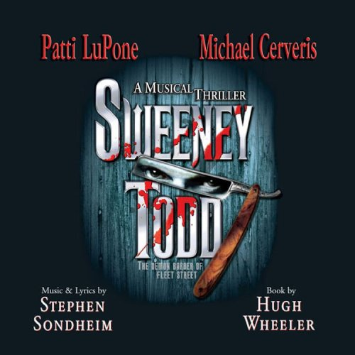 Stephen Sondheim-Sweeney Todd The Demon Barber of Fleet Street 2005 Revival Cast-Reissue-OST-2CD-FLAC-2006-FORSAKEN Download