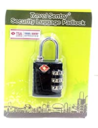 SHOPEE TSA Approved 3 Digit Luggage Lock Best For International Travelling Assorted Color & Shape