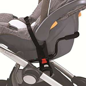 Baby Jogger Car Seat Adapter Single, City Select/City Versa