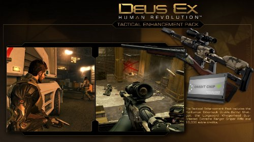 Deus Ex Human Revolution Tactical Pack [Download]
