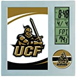 NCAA Central Florida Knights Digital Desk Clock Picture Frame
