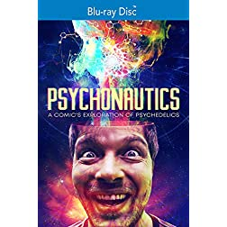 Psychonautics: A Comic's Exploration of Psychedelics [Blu-ray]