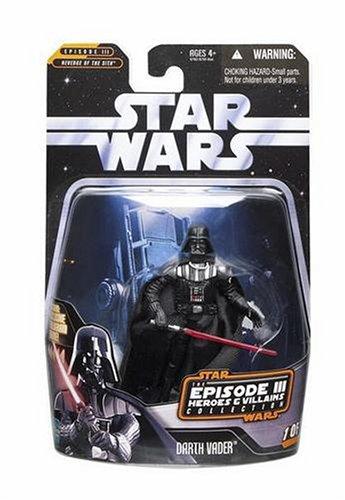 Star Wars Greatest Hits Basic Figure Episode 3 Darth Vader
