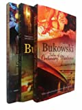 Charles Bukowski Charles Bukowski books: 3 books (Tales of Ordinary Madness / Post Office / Notes of a Dirty Old Man rrp £26.97)