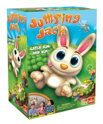 Jumping Jack Game