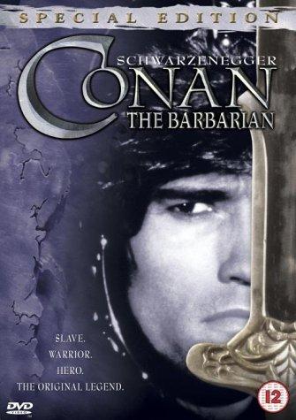 Conan the Barbarian [1981] [DVD]