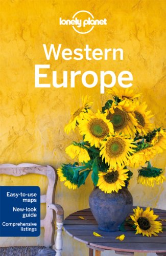 Lonely Planet Western Europe 10th Ed.: 10th Edition Picture