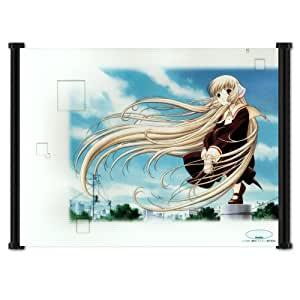 Chobits Anime Fabric Wall Scroll Poster (23x16)Inches. [WP]-Chobits-12