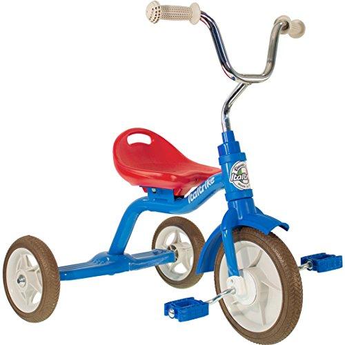 Classic Line 1011CLA990302 - Triciclo Super Touring Colorama in Metallo