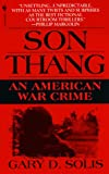 Book cover for Son Thang: An American War Crime