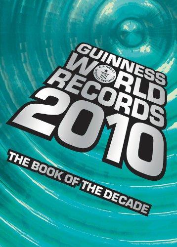 Guinness World Records 2010, Guinness World Records