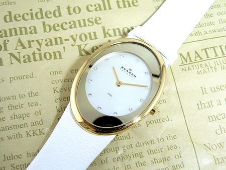 スカーゲン SKAGEN 腕時計 レディース 648SGLW