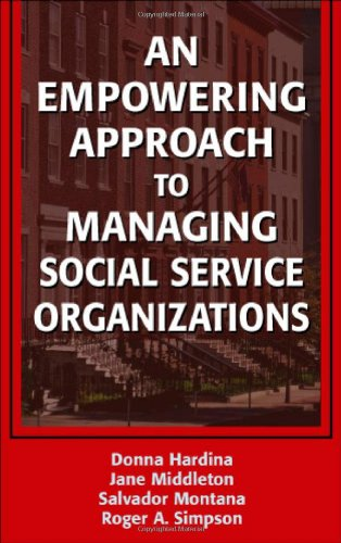 An Empowering Approach to Managing Social Service...