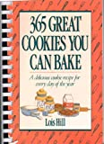 img - for 365 GREAT COOKIES YOU CAN BAKE book / textbook / text book